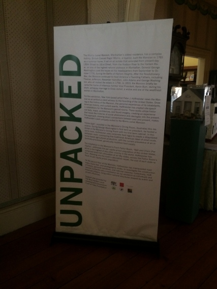 Unpacked Solo Exhibit: Peter Hoffmeister at Morris Jummel Mansion