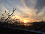 Birthday Sunset: Highline
