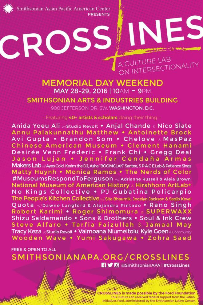 CrossLines A Culture Lab on Intersectionality
