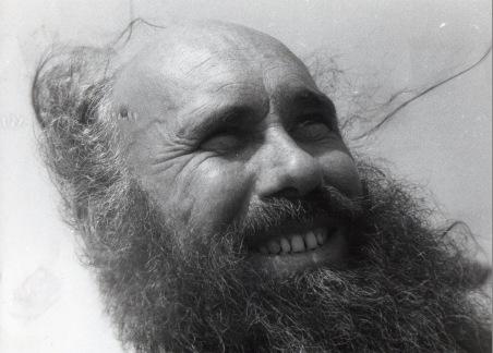 Jean Sénac. Eté 1973. Phot Denis Martinez